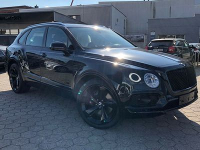 "gebraucht Bentley Bentayga W12 Panorama Head Up Dispaly ""TV"""