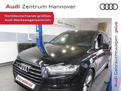 gebraucht Audi Q7 3.0 TDI qu. S line HUD virtual LED Nachtsicht