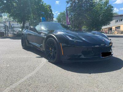 gebraucht Corvette Stingray Coupe 3LZ