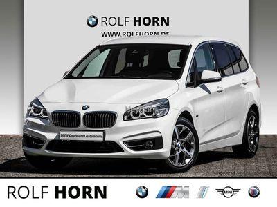 gebraucht BMW 220 Gran Tourer Luxury Line HiFi