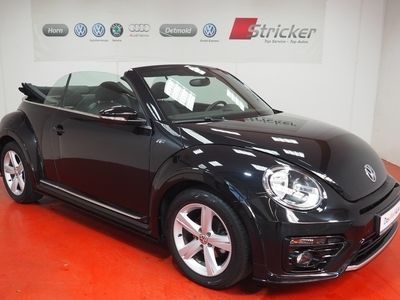 gebraucht VW Beetle Cabriolet R-Line 1.4TSI 279,-ohne Anzahlu