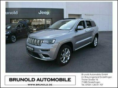 gebraucht Jeep Grand Cherokee MY19 Summit 3.0l V6 MultiJet