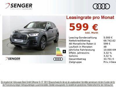 gebraucht Audi Q5 sport 50 TDI quattro Navi Plus tiptronic LED Fahrzeuge kaufen und verkaufen