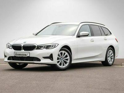 gebraucht BMW 320 d Touring Advantage DAB Komfortzg. AHK Shz