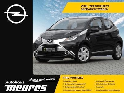 used Toyota Aygo X-Play 1.0 KLIMA TEMPOMAT USB BLUETOOTH EFH -