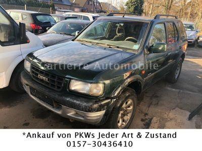 gebraucht Opel Frontera B Limited *KLIMA*AHK*BC*