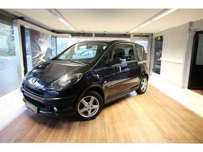 gebraucht Peugeot 1007 HDi FAP 110 Sport AHK / KLIMA / MP3