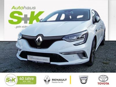 gebraucht Renault Mégane GT IV TCe 205 Autom. +Dyn. Allradlenkung+