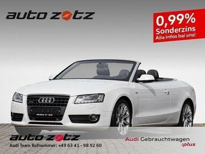 gebraucht Audi A5 Cabriolet 2.0TFSI quat. S Line, Navi, Xenon, Ei