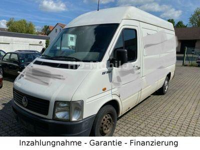 gebraucht VW LT Kastenwagen/Kombi 28 Hochraum-Kasten