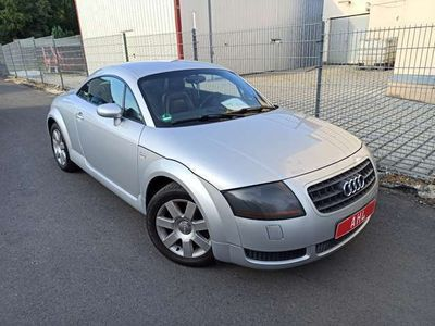 gebraucht Audi TT 1.8 T Coupe/ Xenon/ Leder/ Klima/ Alufelgen