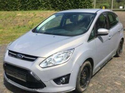 gebraucht Ford C-MAX 1.Hand EURO 5 Klima Sitzheizung PDC TÜV Unfall