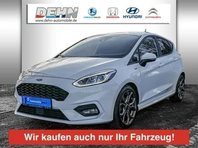 gebraucht Ford Fiesta 1.0 EcoBoost A/T ST-Line