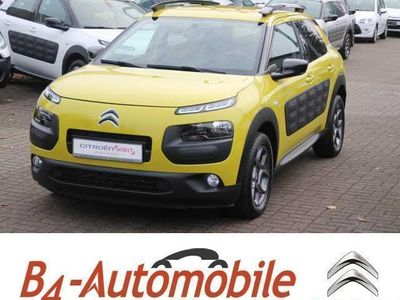 gebraucht Citroën C4 Cactus PT 110 S&S Feel Edition mit Navi