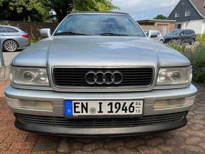 gebraucht Audi Cabriolet 2.0 Akoya - Saisonfahrzeug