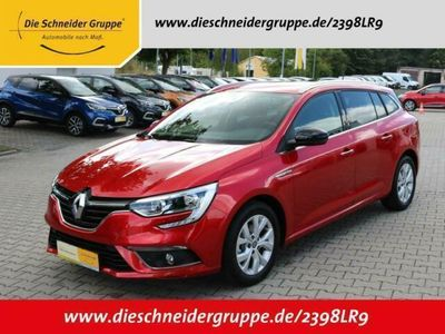 gebraucht Renault Mégane GrandTour TCe 140 EDC GPF Limited PDC