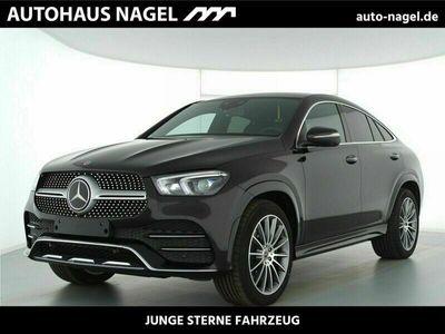 gebraucht Mercedes 400 d Coupe AMG-Line*Pano*AHK*StandHz*Burmester*