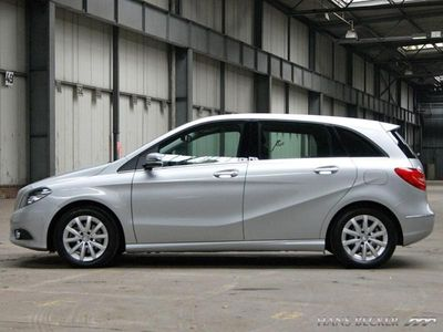 gebraucht Mercedes B200 B-KlasseNavi Einparkhilfe Sitzheizung inkl. WKR