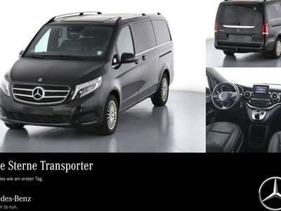 gebraucht Mercedes V250 d **Avantgarde/Navi/LED/AHK