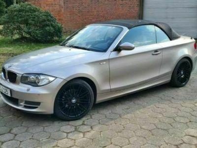 gebraucht BMW 125 Cabriolet i E88 Schalter Navi Leder 18...