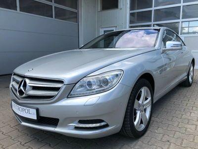 gebraucht Mercedes CL500 BlueEfficency*Facelift*Biturbo*Kamera*