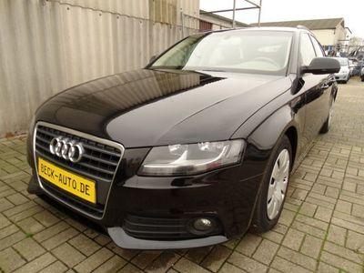 gebraucht Audi A4 Avant 2.0 TDI DPF Ambiente Leder/PDC/Euro5