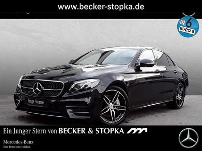 gebraucht Mercedes E53 AMG E 53 AMG AMG4Matic+ LED/PTS/AIRMATIC/SPORTPAKET