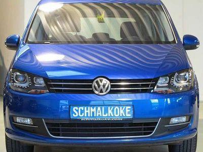 gebraucht VW Sharan 1.4 TSI BMT HIGHL Xenon AHK Climatronic