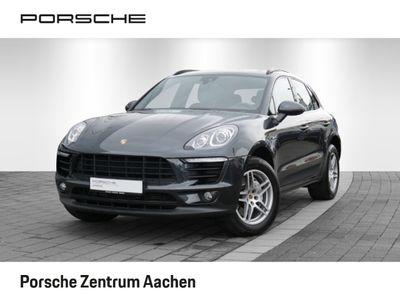 gebraucht Porsche Macan S Diesel, Panorama,elektr.AHK,Standheizung