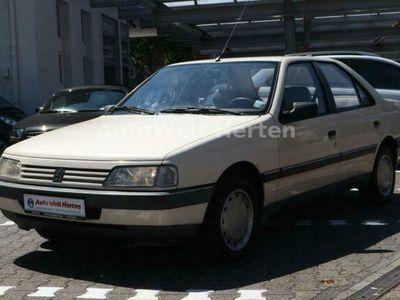 gebraucht Peugeot 405 GRI AUTOMATIK*74TKM*ORGINALER TOPZUSTAND!!