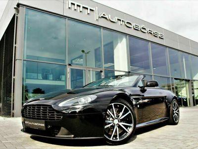 gebraucht Aston Martin V8 Vantage S Roadster SP10 Sportshift II als Cabrio/Roadster in Griesheim - Darmstadt