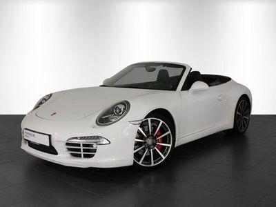 gebraucht Porsche 911 Carrera S Cabriolet 991 (911) BOSE/Sportabgas