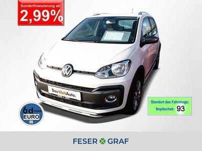 gebraucht VW cross up! up!1.0 Climatronic Sitzheizung