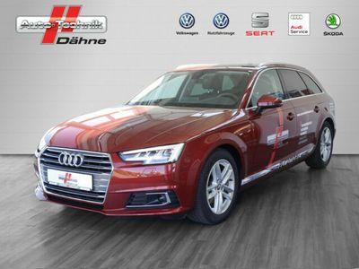gebraucht Audi A4 Avant sport 2.0 TDI Assistenz-Pakete