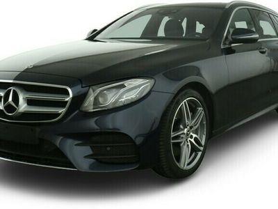 gebraucht Mercedes E300 E 300 d T AMG Sport AHK LED Navi SHD Kamera Totw