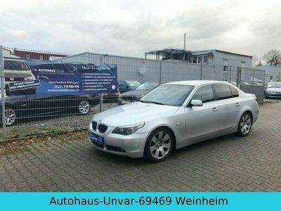 gebraucht BMW 535 535 Baureihe 5 Lim. d |ScheckH|Navi|