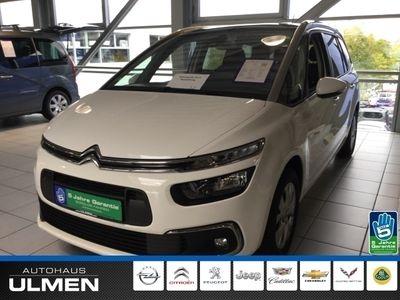 gebraucht Citroën C4 SpaceTourer Grand Picasso Selection 1.2 PureTech 7-Sitzer, Nav
