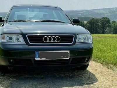 gebraucht Audi A6 V6 TÜV 11/22, 8fach bereift