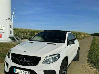 gebraucht Mercedes 450 Mercedes GLE CoupéAMG