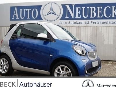used Smart ForTwo Cabrio 66 kW turbo twinamic Styling Passion BC