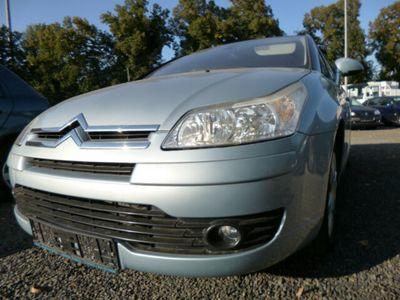 gebraucht Citroën C4 Lim. Confort/Benzin/Autogas(LPG)