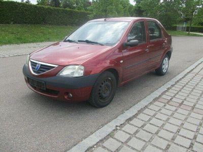 käytetty Dacia Logan Laureate/CD Player/Lederlenkrad