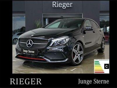 "gebraucht Mercedes A250 Sport AMG*Night*LED*Navigation*8""Display++"