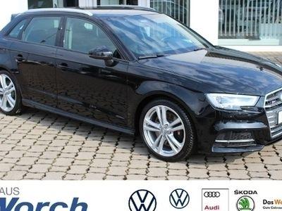gebraucht Audi S3 Sportback LED/Navi/GRA