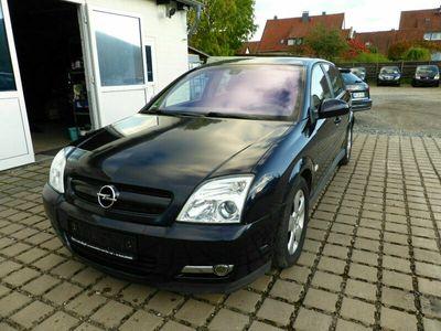 gebraucht Opel Signum 2.2 DTI Elegance Tüv:8/2023 Alu I.Hand