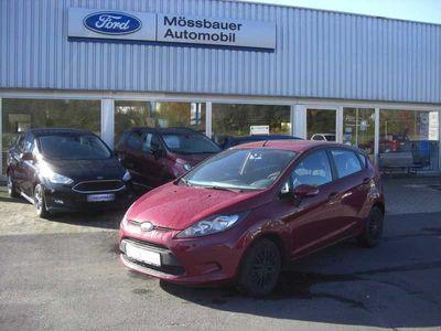gebraucht Ford Fiesta 1.4 Trend, Gebrauchtwagen bei Alois Mössbauer GmbH