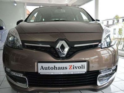 gebraucht Renault Grand Scénic III BOSE Edition*Navi*PDC-CAM*Alu*