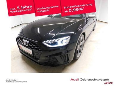 gebraucht Audi S4 Avant 3.0 TDI q. tiptronic Facelift Leder Navi 19'' Rotor