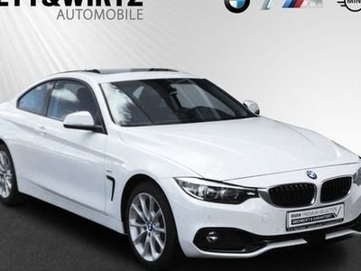 käytetty BMW 430 d xDrive Coupe Sport Line Aut. Navi Business