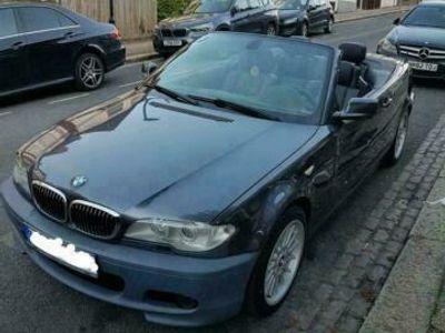 gebraucht BMW 320 Cabriolet D 150ps